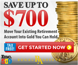 buy gold with regal assets